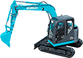 Gato Midi Excavator, Kobelco Excavators Newcastle, GATO Sales and Service