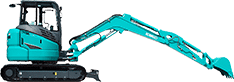 Gato Mini Excavator, Kobelco Excavators Newcastle, GATO Sales and Service