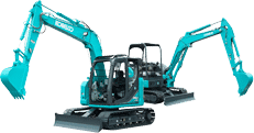 Gato Tier 4 final excavator, Kobelco Excavators Newcastle, GATO Sales and Service