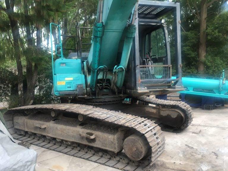 Kobelco SK250 6 Wrecking
