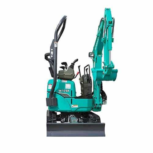 Kobelco SK12SR Mini Excavator