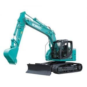 kobelco ED160BR 5 midi excavator