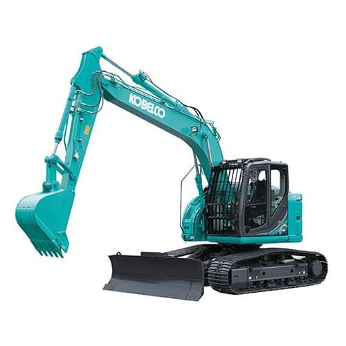 kobelco ED160BR 5 tier 4 final excavator