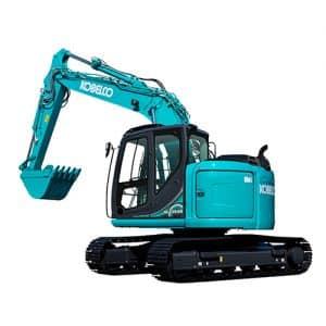 kobelco SK135SR 5 midi excavator