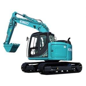 kobelco SK135SR 5 tier 4 final excavator