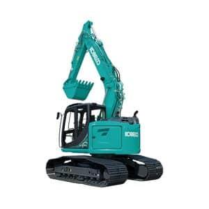 kobelco SK140SRL 5 midi excavator