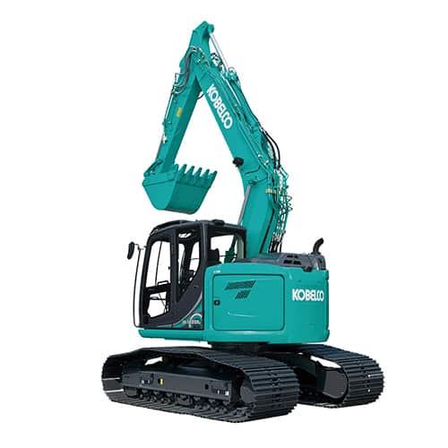 kobelco SK140SRL 5 tier 4 final excavator