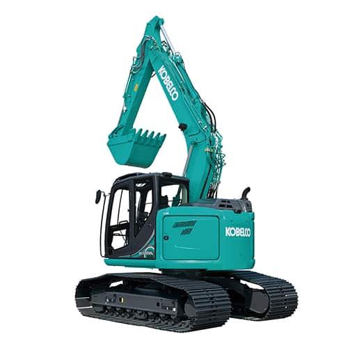 kobelco SK140SRLC 5 midi excavator