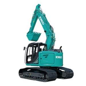 kobelco SK140SRLC 5 tier 4 final excavator
