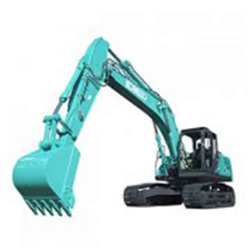 kobelco SK200 10 large excavator