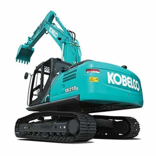 kobelco SK200 10 tier 4 final excavator