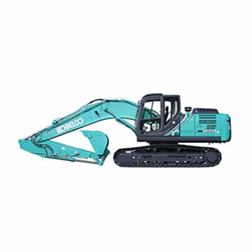kobelco SK210LC 10 large excavator