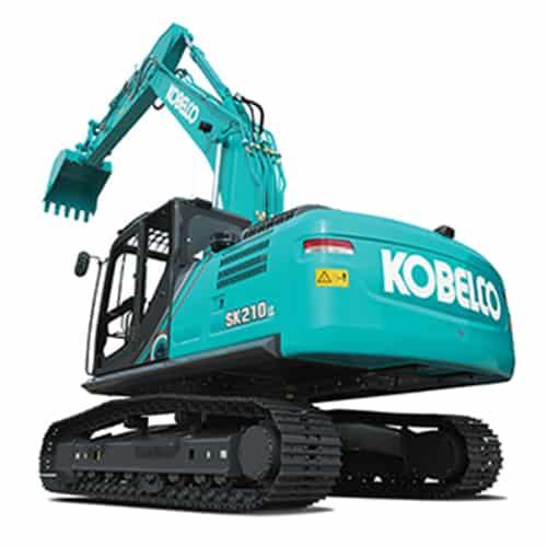 kobelco SK210LC 10 tier 4 final excavator