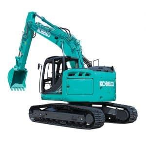 kobelco SK225SR 5 tier 4 final excavator