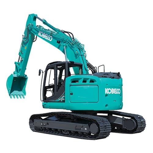 kobelco SK230SRLC 5 tier 4 final excavator