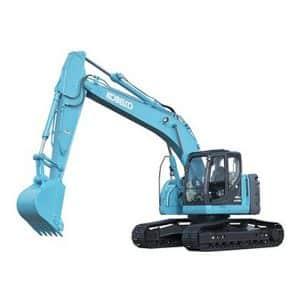 kobelco SK235SR 2 large excavator