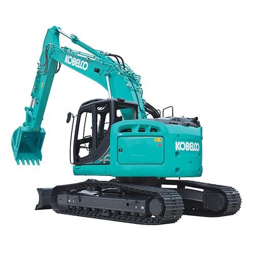 kobelco SK235SR 5 tier 4 final excavator