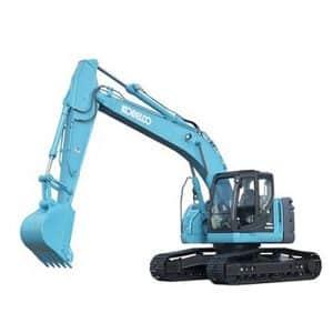 kobelco SK235SRLC 2 large excavator