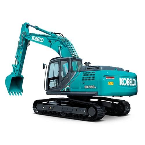kobelco SK250 10 tier 4 final excavator
