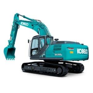 kobelco SK260LC 10 tier 4 final excavator
