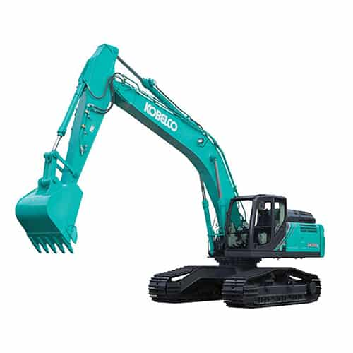 kobelco SK300LC 10 High and Wide large excavator