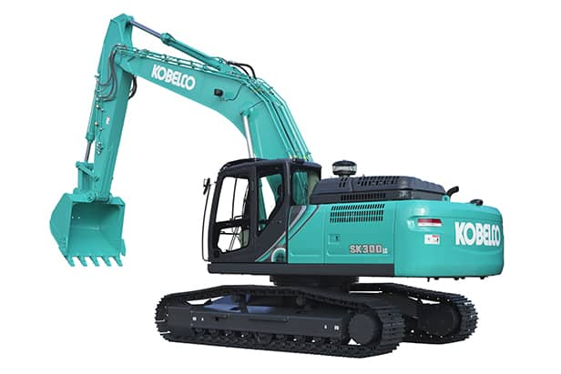 kobelco SK300LC 10 large excavator