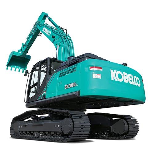 kobelco SK300LC 10 tier 4 final excavator