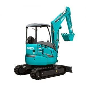 kobelco SK30SR 6 Canopy mini excavator