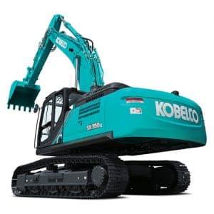 kobelco SK330 10 tier 4 final excavator