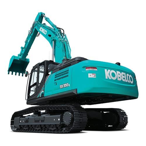 kobelco SK350LC 10 tier 4 final excavator