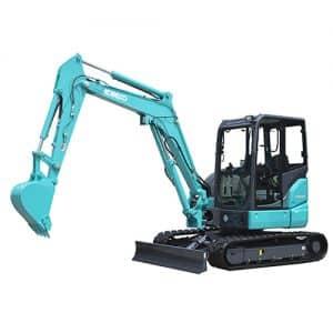 kobelco SK45SRX 6E Cab tier 4 final excavator