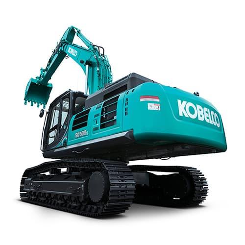kobelco SK500LC 10 tier 4 final excavator