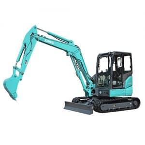 kobelco SK55SRX 6E Cab tier 4 final excavator