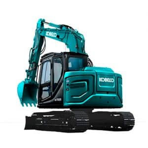 kobelco SK75SR 7 midi excavator