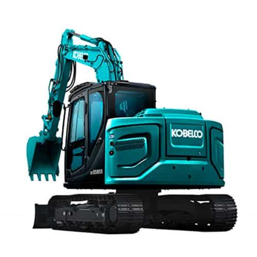 kobelco SK85MSR 7 midi excavator