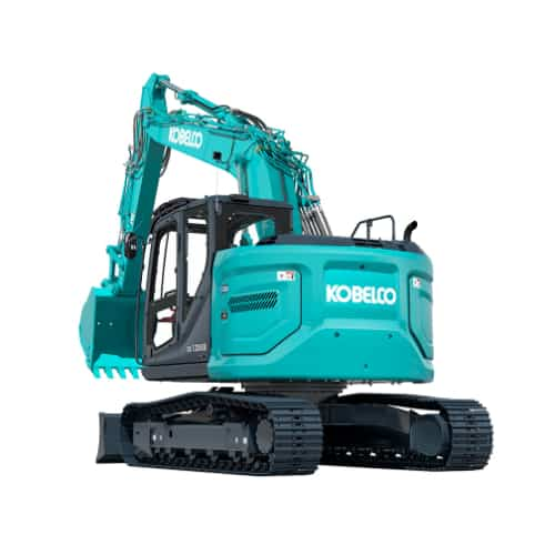 SK135SR-7 Midi Excavator