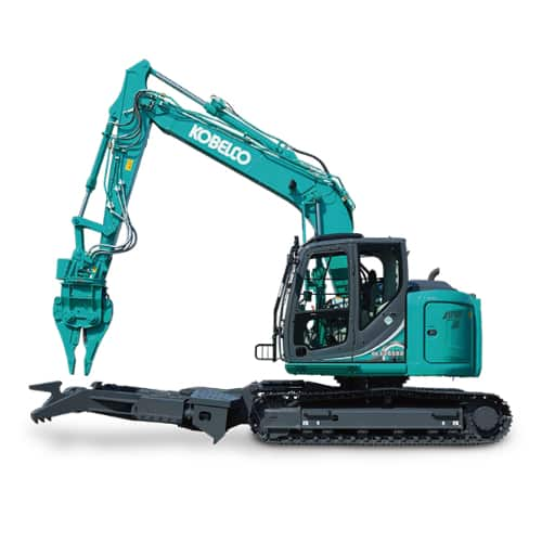 Recycling Excavators -