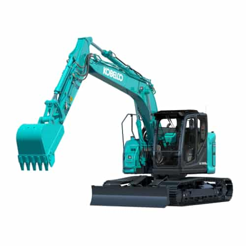 SK140SRLC-7 midi excavator